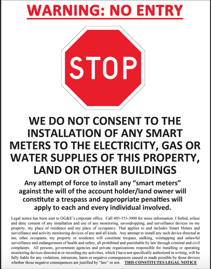 Smart Meter Opt Out Letter.New Mexico Stops Smart Meter Roll Out Radiation Dangers